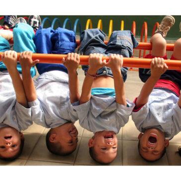 Lesion de hombro en niños